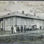 Feldpost von Richard Gänger aus dem Jahr 1917