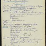 Dokumente und Notizen von Alwin Metz aus russischer Kriegsgefangenschaft, item 5