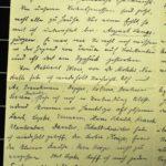 Berichte der Mitgefangenen von Alwin Metz über ihr Leben nach der Rückkehr aus Kriegsgefangenschaft, item 2