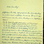 Berichte der Mitgefangenen von Alwin Metz über ihr Leben nach der Rückkehr aus Kriegsgefangenschaft, item 5