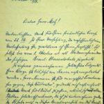 Berichte der Mitgefangenen von Alwin Metz über ihr Leben nach der Rückkehr aus Kriegsgefangenschaft, item 7