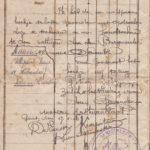 Soldaat Louis Philippaerts en diens schoonbroer Alfons Peelaerts in de Groote Oorlog, item 12