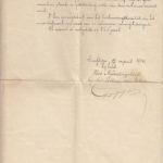 Soldaat Louis Philippaerts en diens schoonbroer Alfons Peelaerts in de Groote Oorlog, item 21