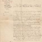 Soldaat Louis Philippaerts en diens schoonbroer Alfons Peelaerts in de Groote Oorlog, item 22