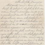 Soldaat Louis Philippaerts en diens schoonbroer Alfons Peelaerts in de Groote Oorlog, item 24