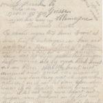 Soldaat Louis Philippaerts en diens schoonbroer Alfons Peelaerts in de Groote Oorlog, item 26