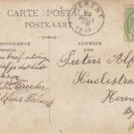 Soldaat Louis Philippaerts en diens schoonbroer Alfons Peelaerts in de Groote Oorlog, item 29