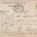 Soldaat Louis Philippaerts en diens schoonbroer Alfons Peelaerts in de Groote Oorlog, item 33