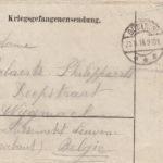 Soldaat Louis Philippaerts en diens schoonbroer Alfons Peelaerts in de Groote Oorlog, item 39