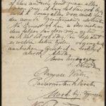 Carnet et correspondance de guerre d'un réfugié belge, item 6