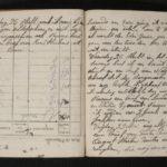 Carnet et correspondance de guerre d'un réfugié belge, item 24