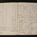 Carnet et correspondance de guerre d'un réfugié belge, item 28