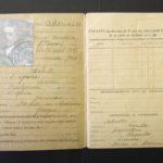 Carte d' identite/ Astriades A.