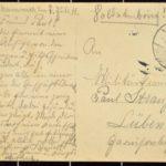 Arthur Rachfahl fällt 1917 in der Champagne, item 6