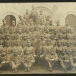 Pocztówki przedstawiające żołnierzy Armii Austro-Węgierskiej