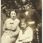 Herbert von Rapacki-Warnia im britischen Internierungslager Fort Napier in Pietermaritzburg/Südafrika