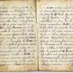 Carnet de guerre de Louis Le Beslour, item 2
