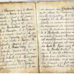 Carnet de guerre de Louis Le Beslour, item 4