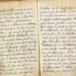 Carnet de guerre de Louis Le Beslour, item 6