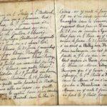 Carnet de guerre de Louis Le Beslour, item 9