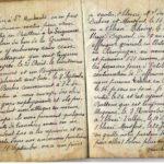 Carnet de guerre de Louis Le Beslour, item 10