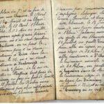 Carnet de guerre de Louis Le Beslour, item 11