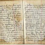 Carnet de guerre de Louis Le Beslour, item 12