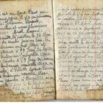 Carnet de guerre de Louis Le Beslour, item 13