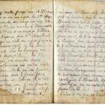 Carnet de guerre de Louis Le Beslour, item 14
