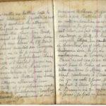 Carnet de guerre de Louis Le Beslour, item 15