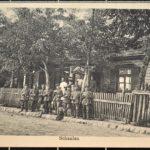 Emil August Günther bei der Feldbahnbetriebs-Abteilung in Szittkehmen/Ostpreußen, item 13