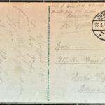 Emil August Günther bei der Feldbahnbetriebs-Abteilung in Szittkehmen/Ostpreußen, item 24