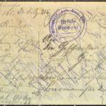 Emil August Günther bei der Feldbahnbetriebs-Abteilung in Szittkehmen/Ostpreußen, item 32