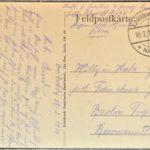 Emil August Günther bei der Feldbahnbetriebs-Abteilung in Szittkehmen/Ostpreußen, item 56