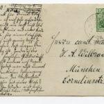 Postkartenalbum von Dr. med. Hans-August Wilbrandt, item 15