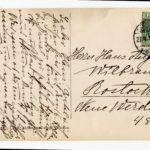 Postkartenalbum von Dr. med. Hans-August Wilbrandt, item 17