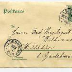 Postkartenalbum von Dr. med. Hans-August Wilbrandt, item 53