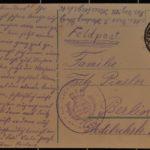 Postkarten an Fritz und Martha Pinsler nach Berlin, item 3