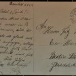 Postkarten an Fritz und Martha Pinsler nach Berlin, item 13
