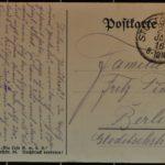 Postkarten an Fritz und Martha Pinsler nach Berlin, item 17