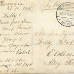 Fotos, Postkarte und Feldpostbrief von Robert Wolter (1871-1938), item 4