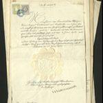 Dokumente von Dr. med. Hans-August Wilbrandt aus Vietlübbe