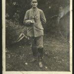 Kanonier Wilhelm Jochens vom 2. Pommerschen Feldartillerie-Regiment 17