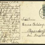 Kanonier Wilhelm Jochens vom 2. Pommerschen Feldartillerie-Regiment 17, item 7