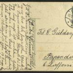 Kanonier Wilhelm Jochens vom 2. Pommerschen Feldartillerie-Regiment 17, item 9