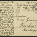 Kanonier Wilhelm Jochens vom 2. Pommerschen Feldartillerie-Regiment 17, item 13