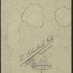 Kanonier Wilhelm Jochens vom 2. Pommerschen Feldartillerie-Regiment 17, item 26