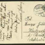 Kanonier Wilhelm Jochens vom 2. Pommerschen Feldartillerie-Regiment 17, item 34