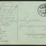 Kanonier Wilhelm Jochens vom 2. Pommerschen Feldartillerie-Regiment 17, item 50