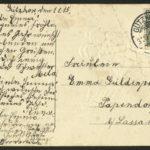 Kanonier Wilhelm Jochens vom 2. Pommerschen Feldartillerie-Regiment 17, item 58